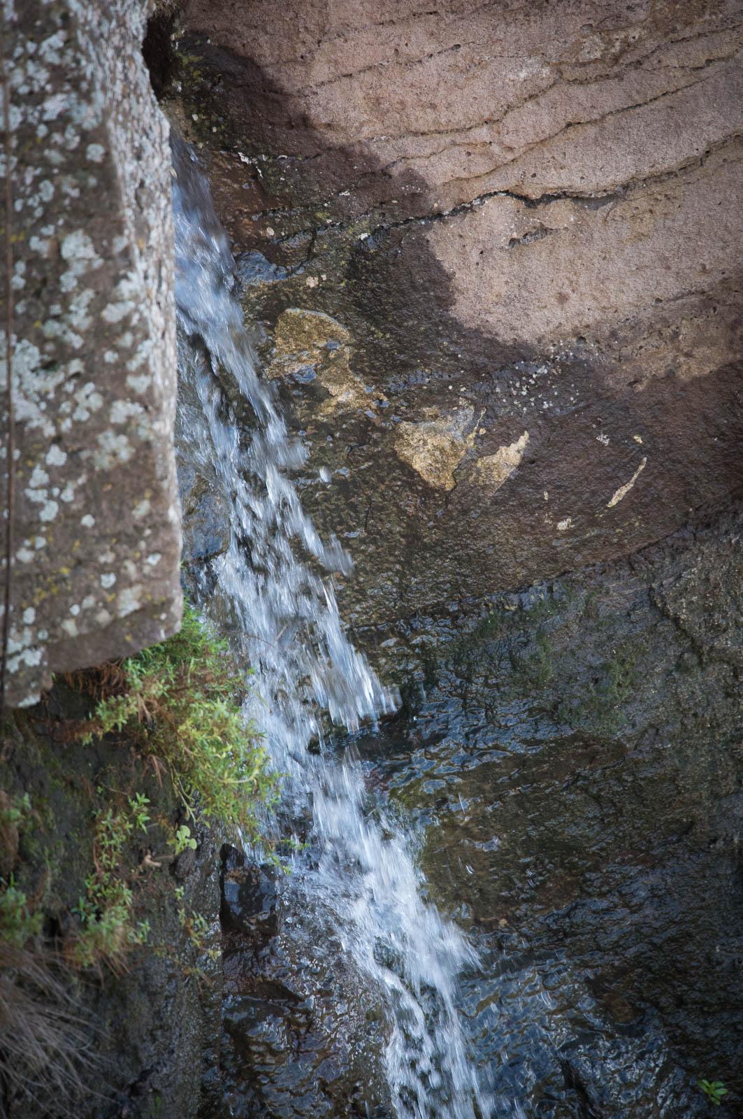 """The wonderful """"Eynesbury Falls"""", such a treat."""